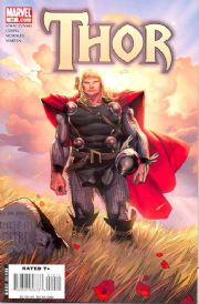Thor #10 (2008) Marvel comic book